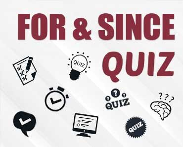 for-and-since-quiz
